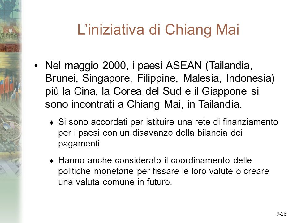 L'iniziativa di Chiang Mai