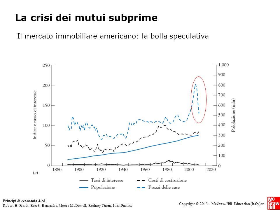 La crisi dei mutui subprime