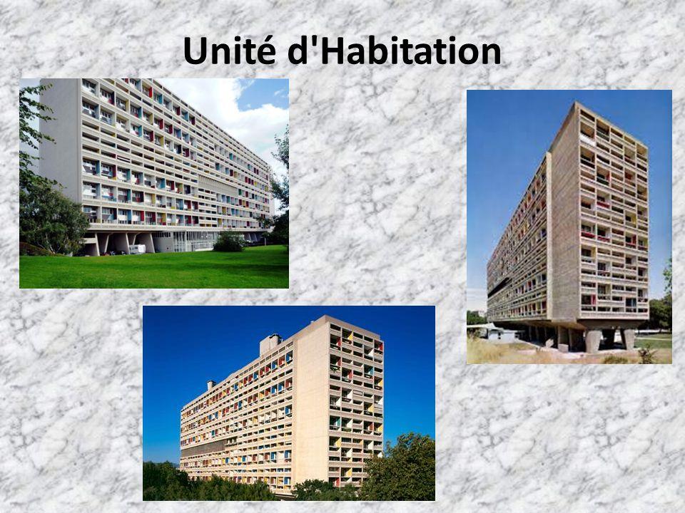 Unité d Habitation