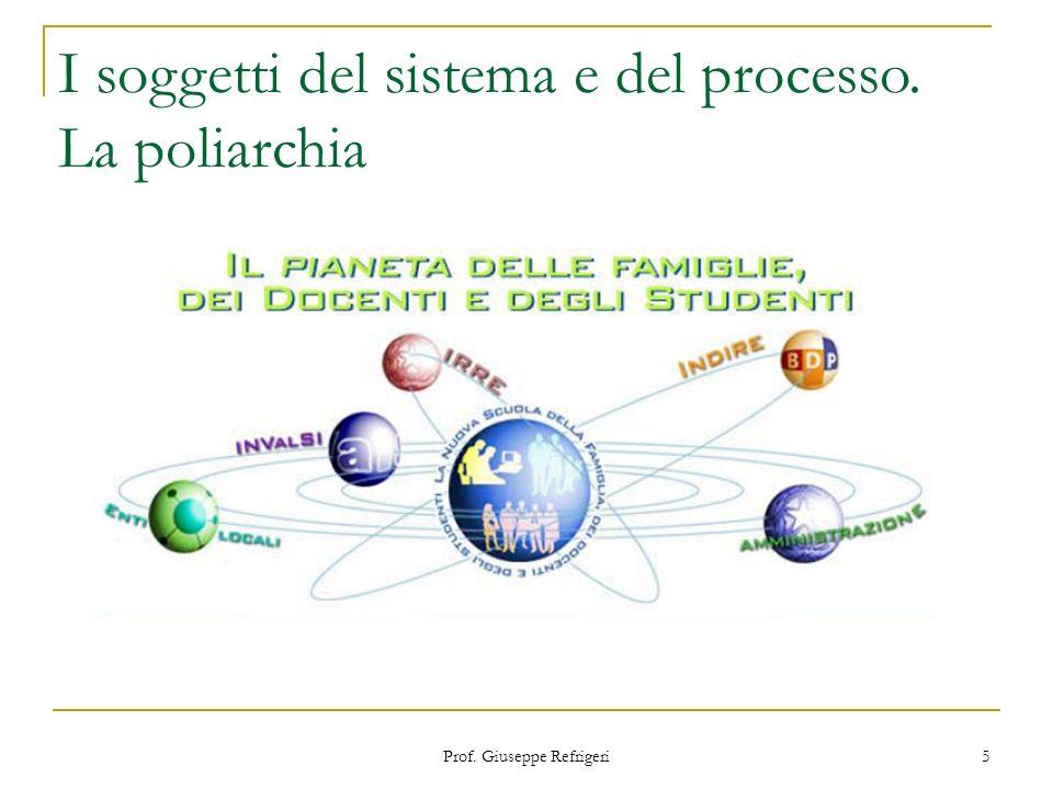 Prof. Giuseppe Refrigeri