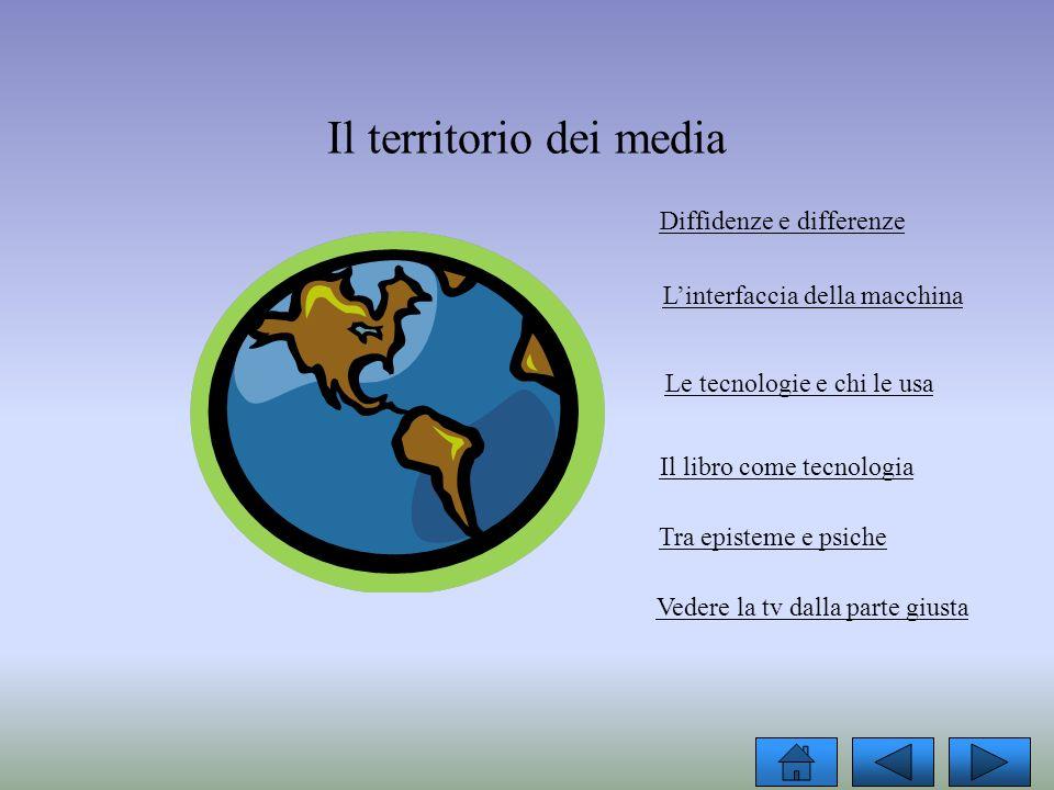 Il territorio dei media