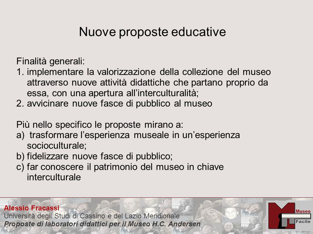 Nuove proposte educative