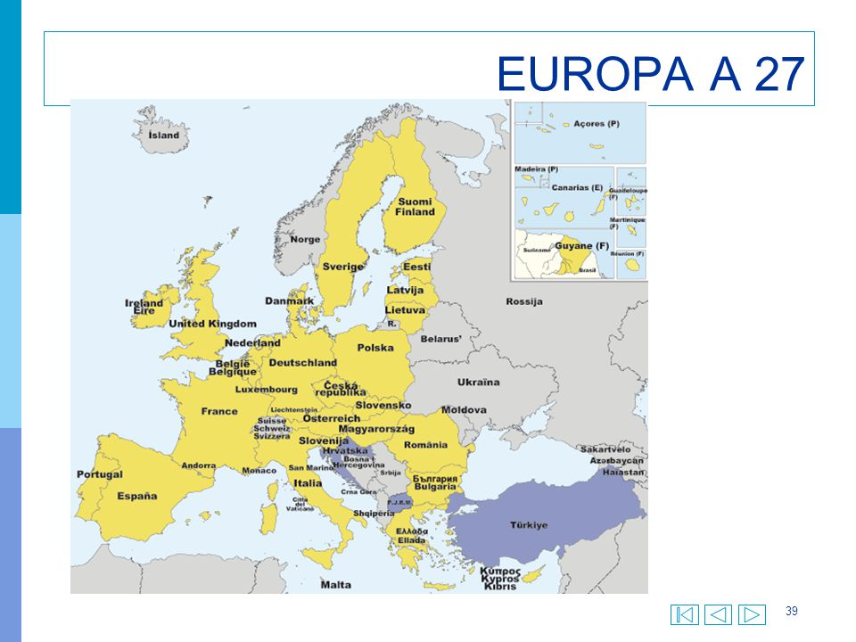 EUROPA A 27
