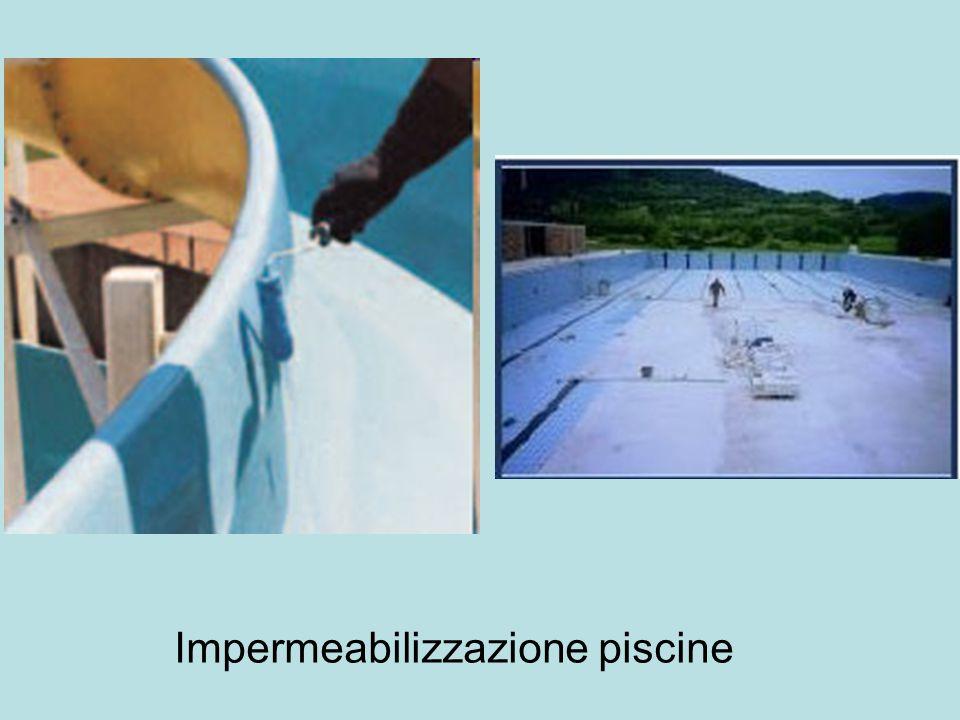 Impermeabilizzazione piscine