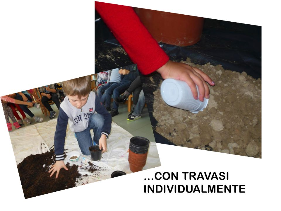 …CON TRAVASI INDIVIDUALMENTE