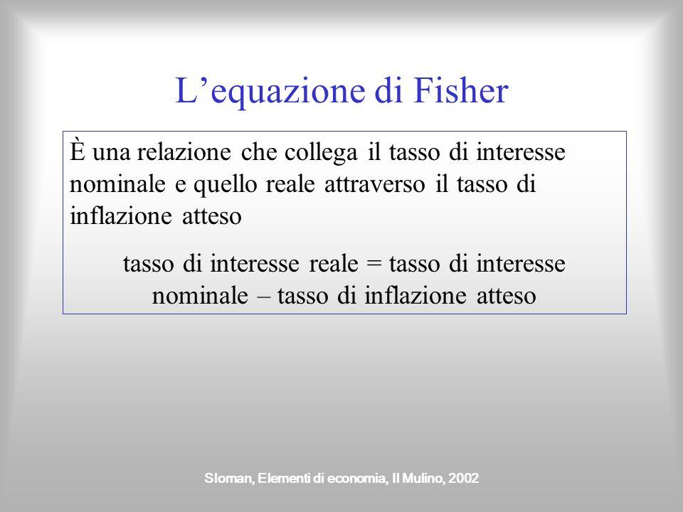 Sloman, Elementi di economia, Il Mulino, 2002