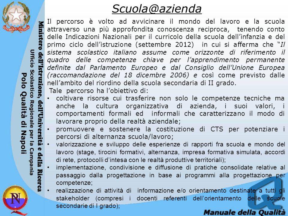 Scuola@azienda