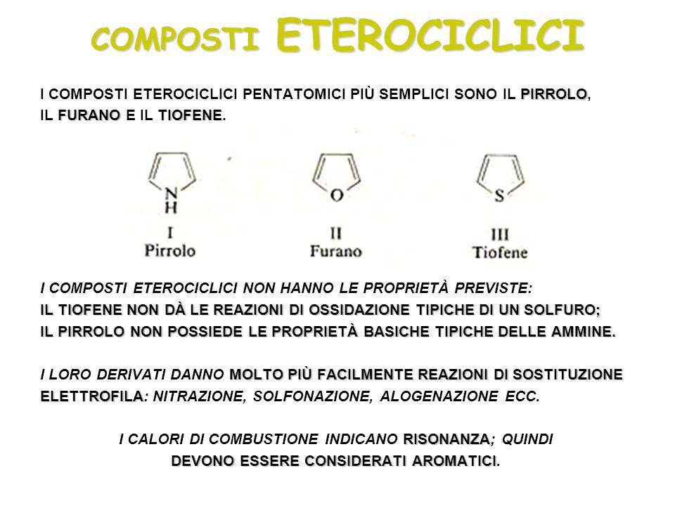 COMPOSTI ETEROCICLICI