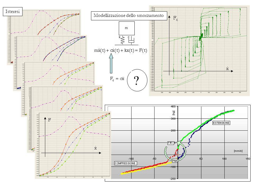 Modellizzazione dello smorzamento