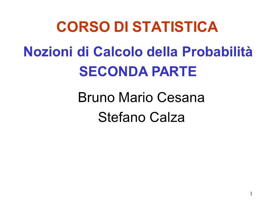 Bruno Mario Cesana Stefano Calza