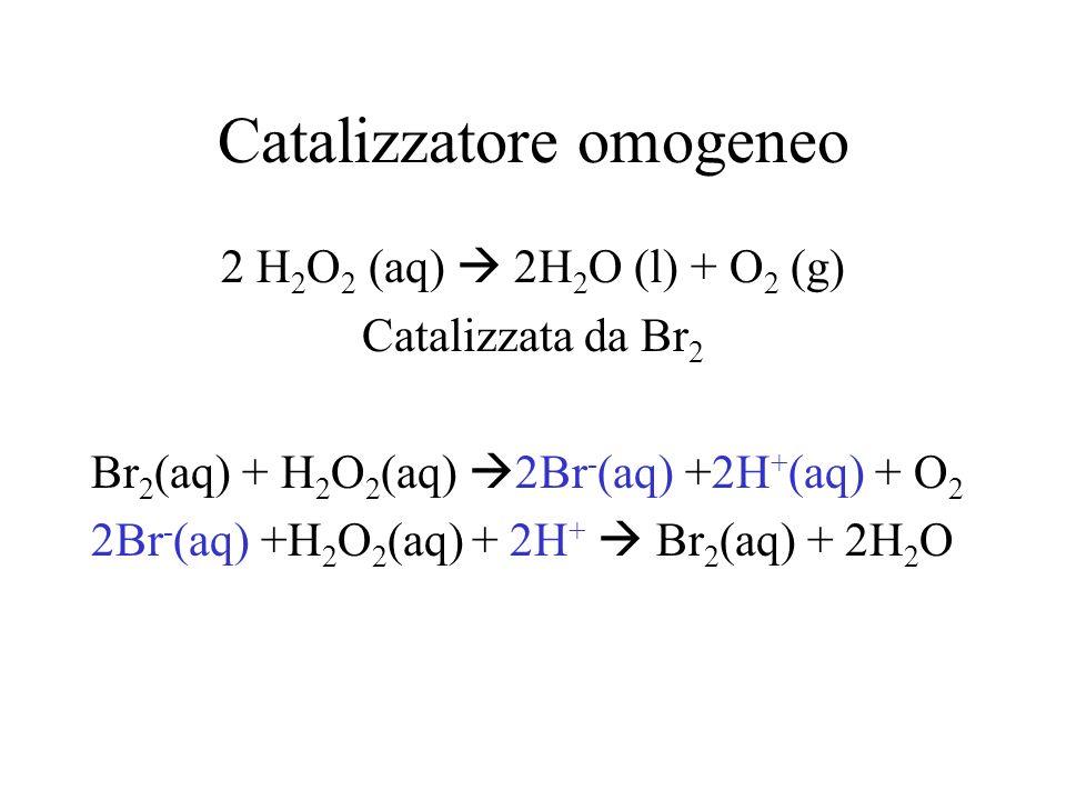 Catalizzatore omogeneo