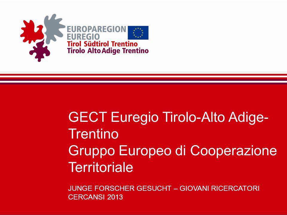 GECT Euregio Tirolo-Alto Adige-Trentino