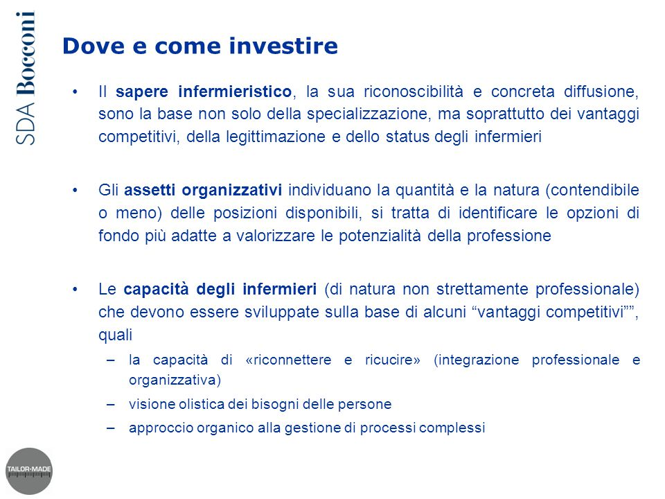 Dove e come investire