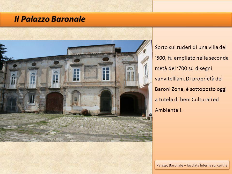 Il Palazzo Baronale
