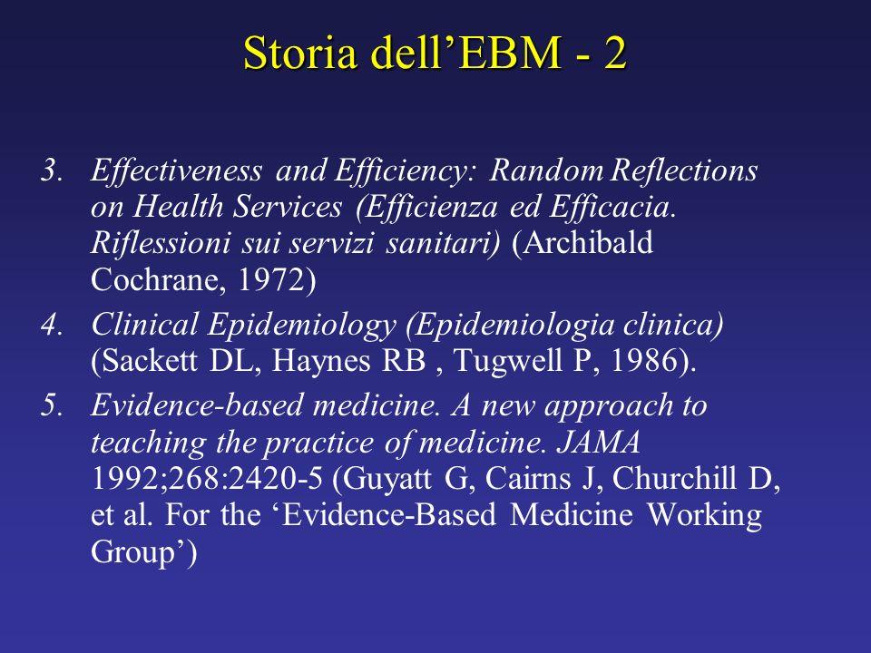 Storia dell'EBM - 2