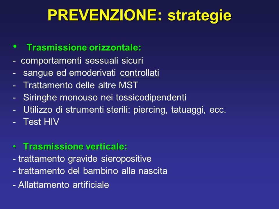 PREVENZIONE: strategie