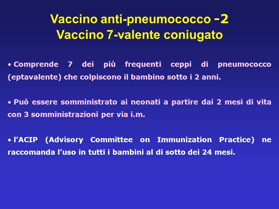 Vaccino 7-valente coniugato