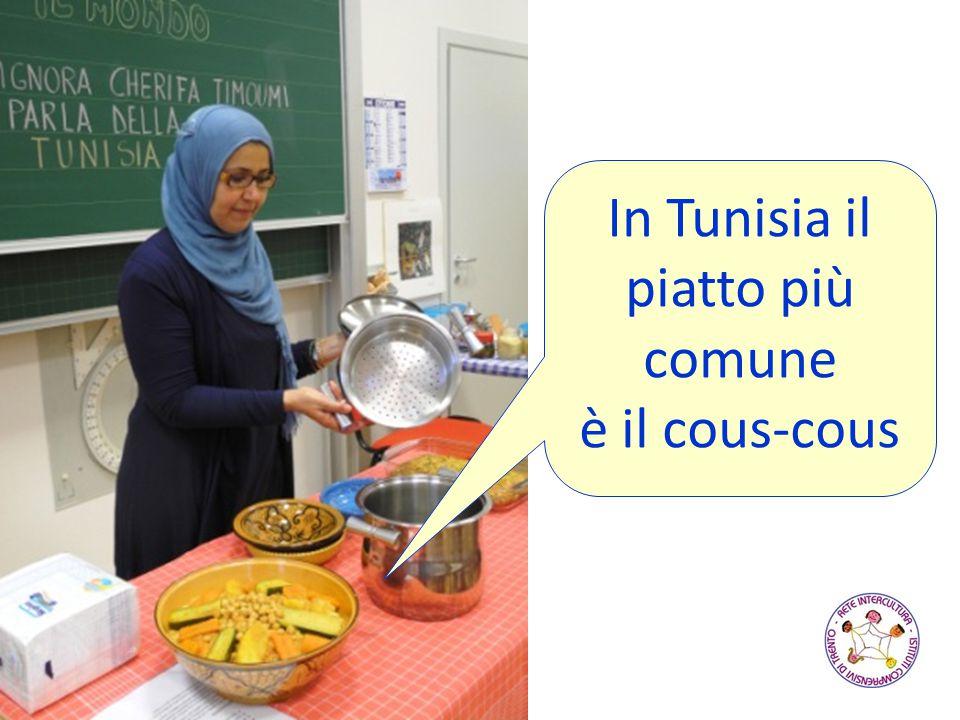 In Tunisia il piatto più comune