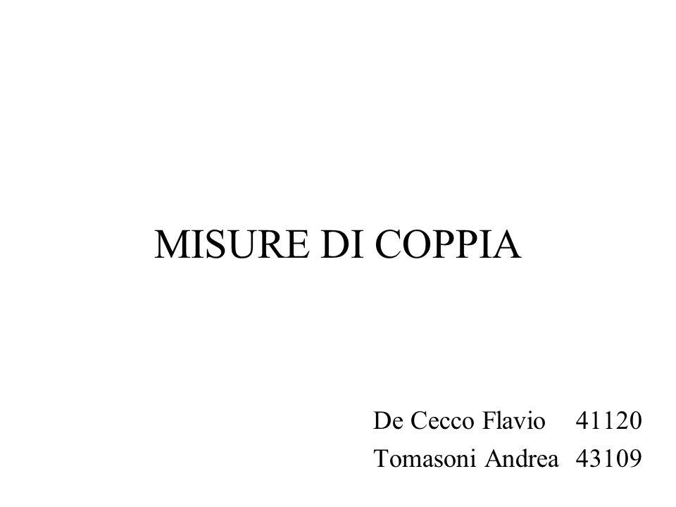 De Cecco Flavio 41120 Tomasoni Andrea 43109