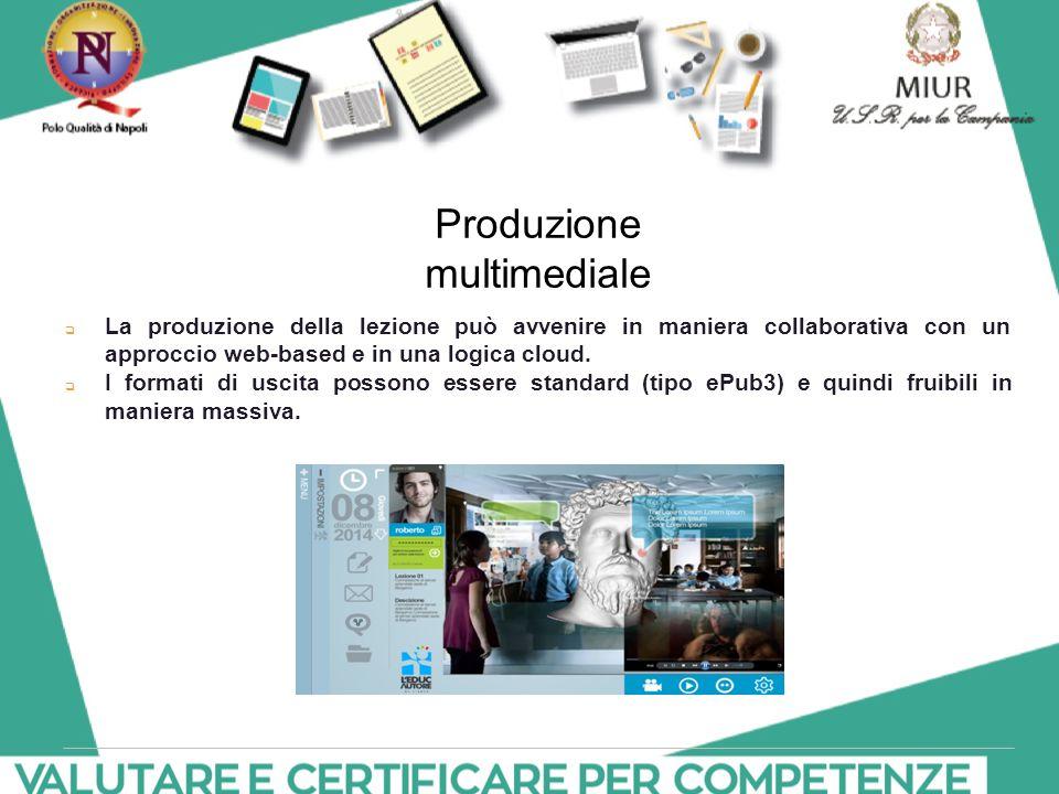 Produzione multimediale