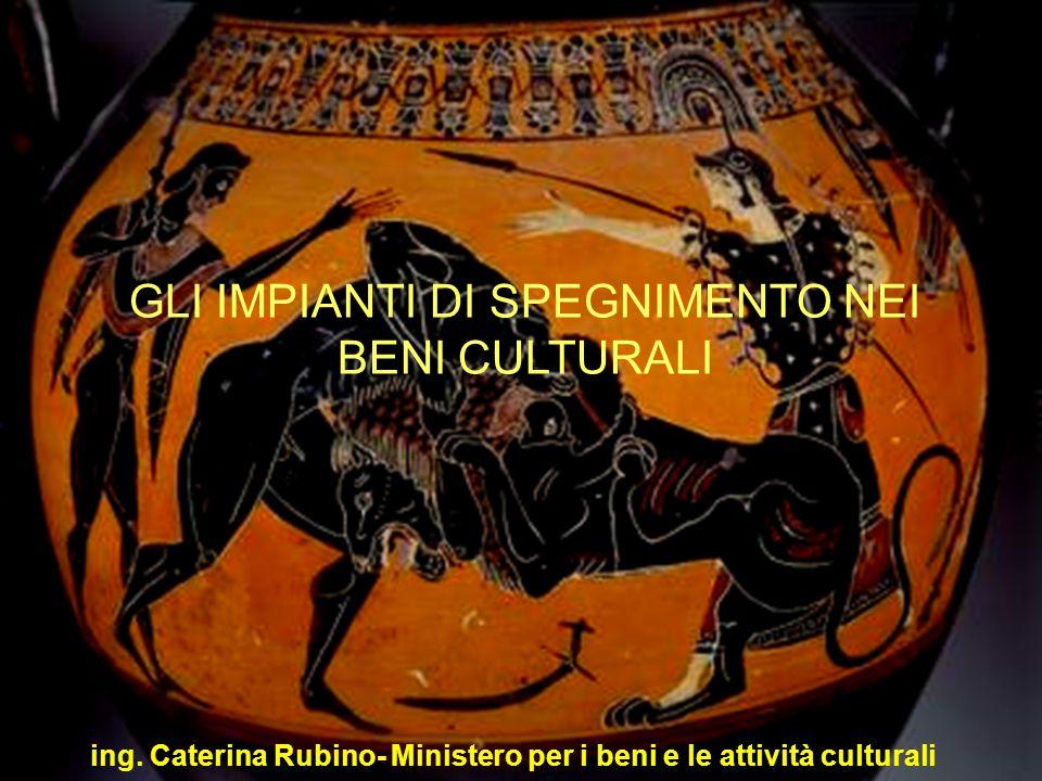 ing. Caterina Rubino- Ministero per i beni e le attività culturali