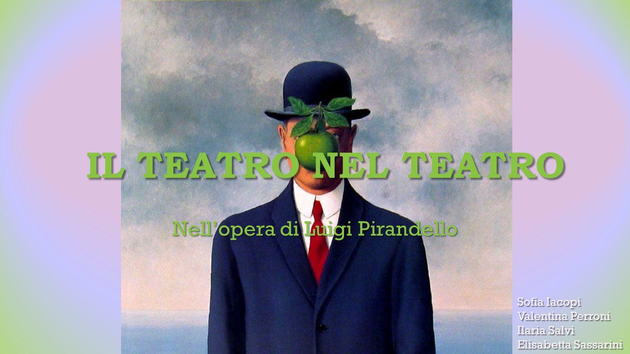 Nell'opera di Luigi Pirandello