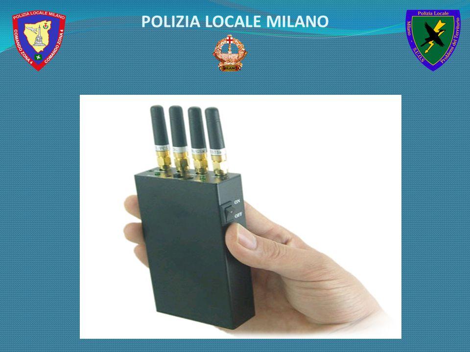 POLIZIA LOCALE MILANO