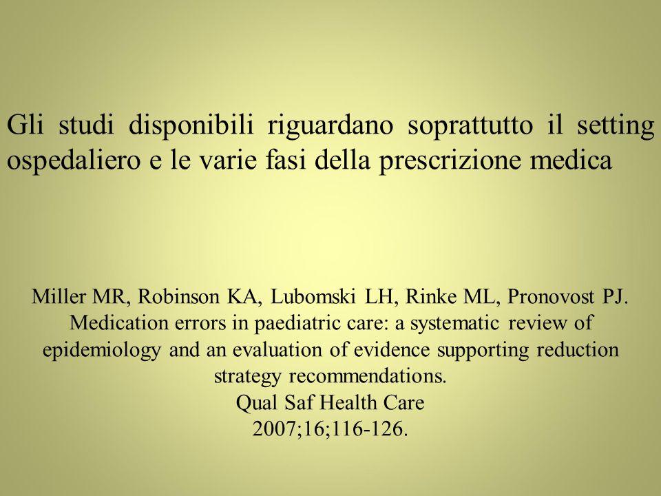 Miller MR, Robinson KA, Lubomski LH, Rinke ML, Pronovost PJ.