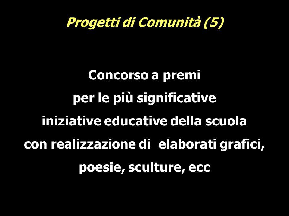 Progetti di Comunità (5)