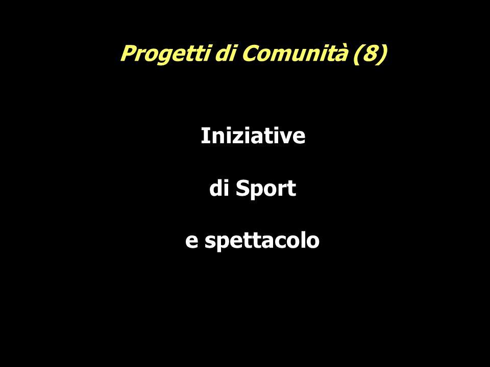 Progetti di Comunità (8)