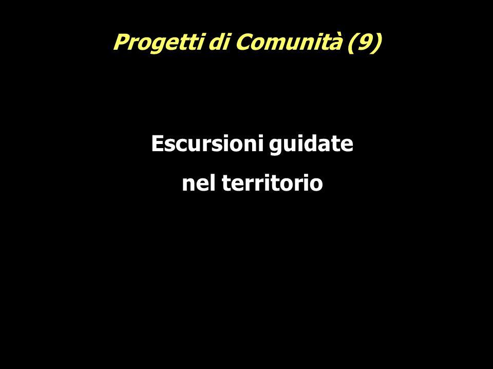 Progetti di Comunità (9)