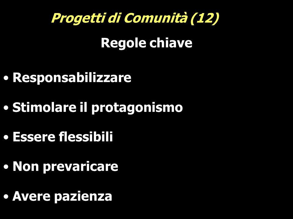 Progetti di Comunità (12)