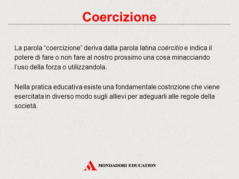 Coercizione