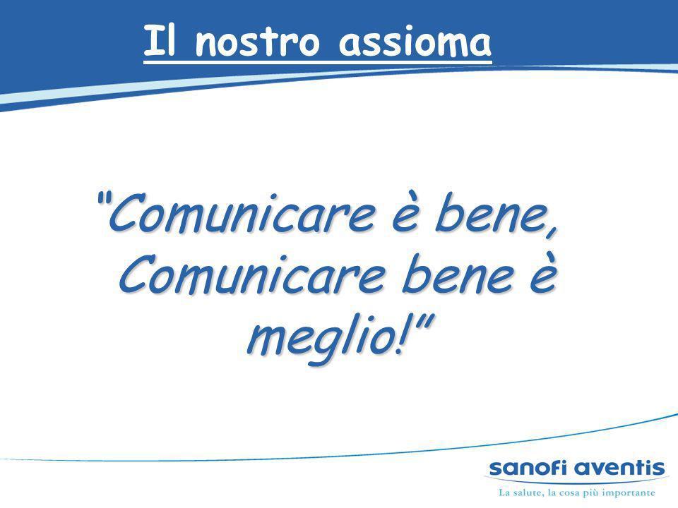 Comunicare è bene, Comunicare bene è meglio!