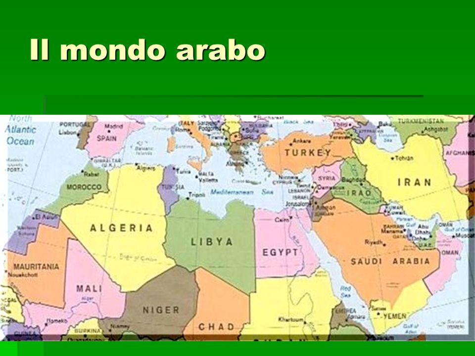 Il mondo arabo
