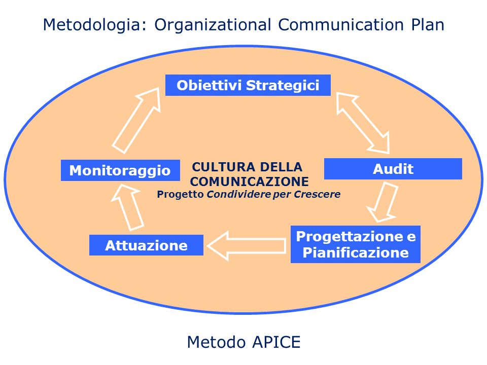 Metodologia: Organizational Communication Plan