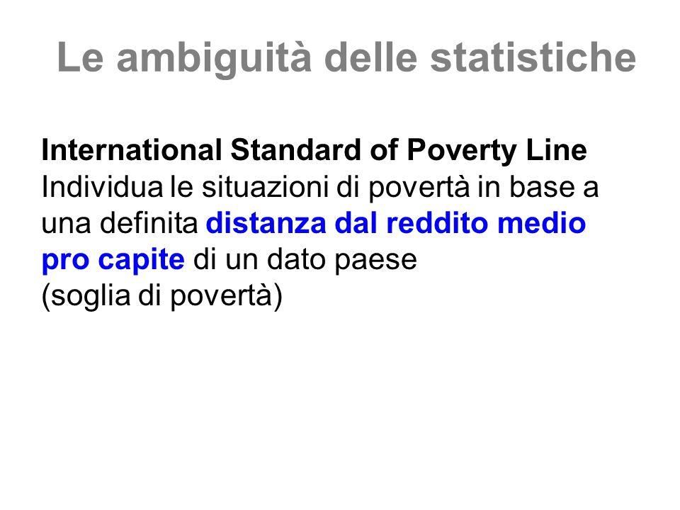 Le ambiguità delle statistiche