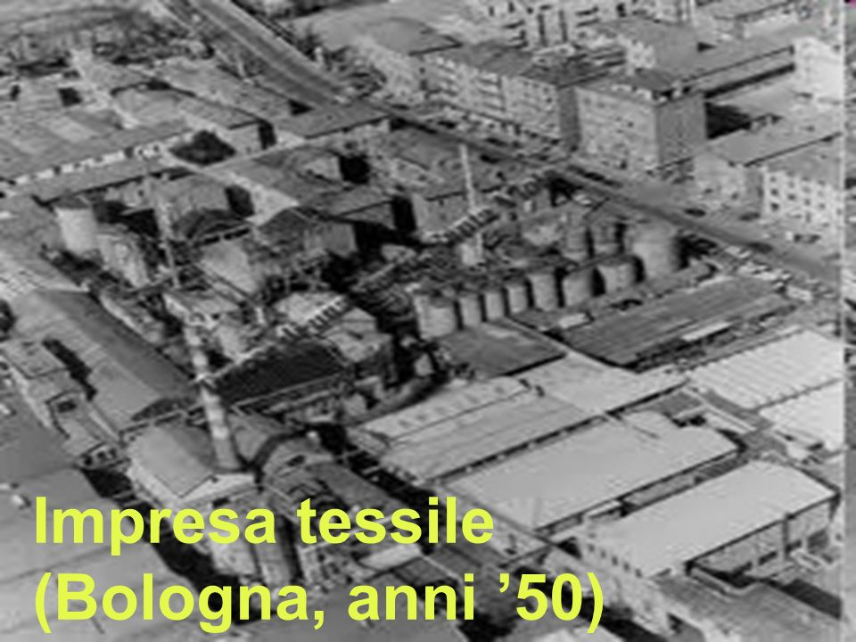 Impresa tessile (Bologna, anni '50)