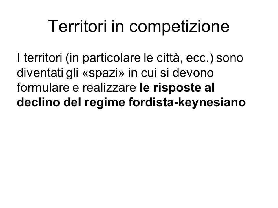 Territori in competizione