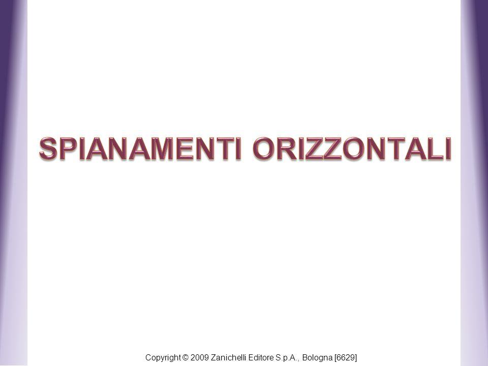 SPIANAMENTI ORIZZONTALI