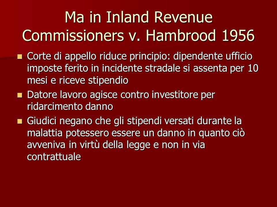 Ma in Inland Revenue Commissioners v. Hambrood 1956