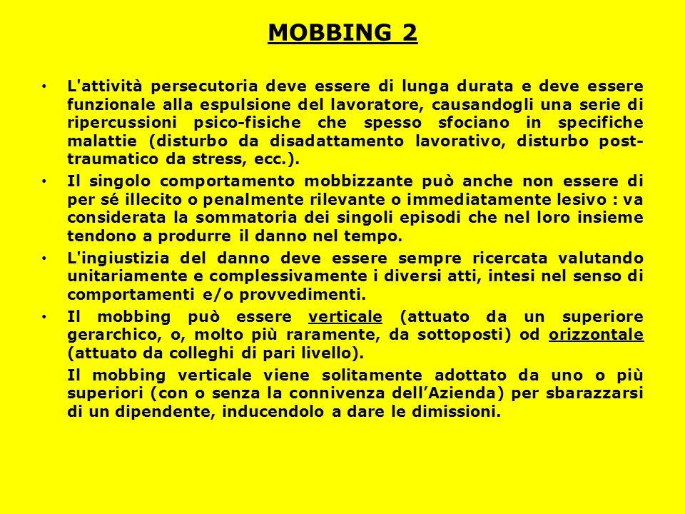 MOBBING 2