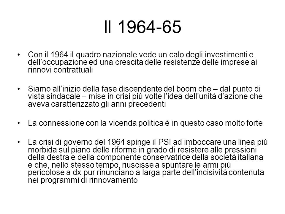 Il 1964-65