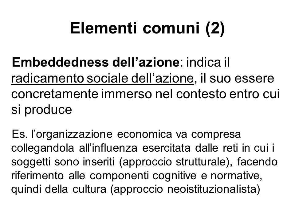 Elementi comuni (2)