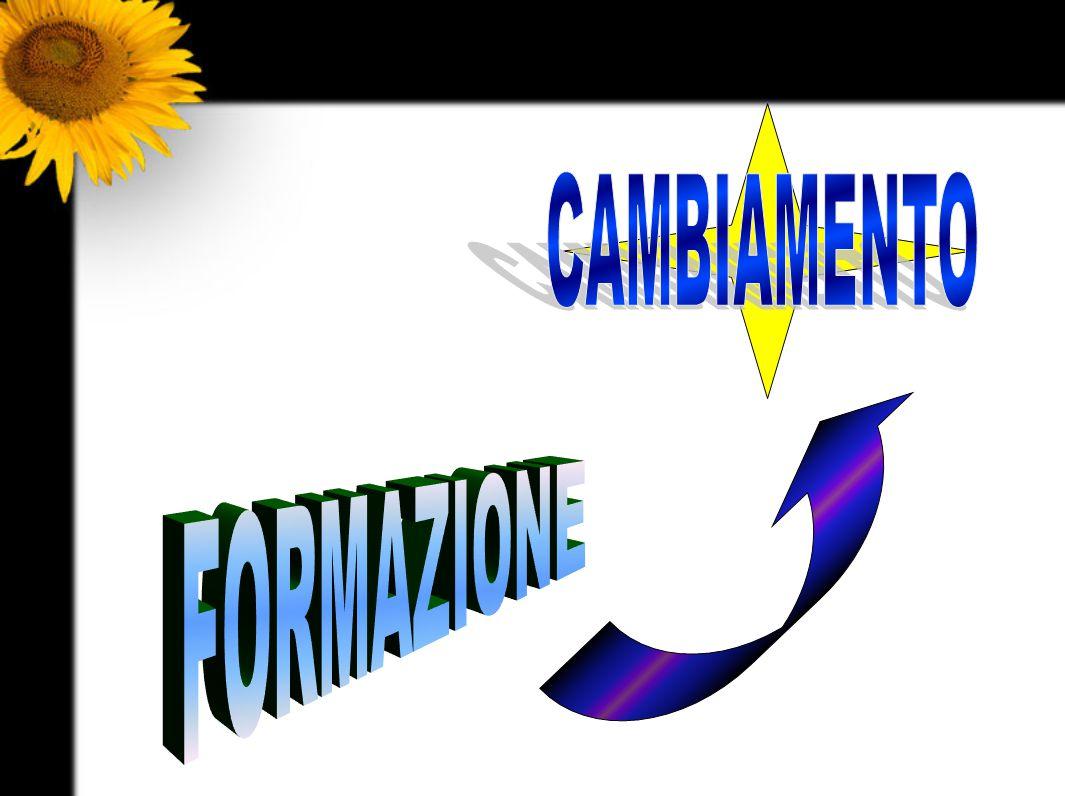 CAMBIAMENTO FORMAZIONE