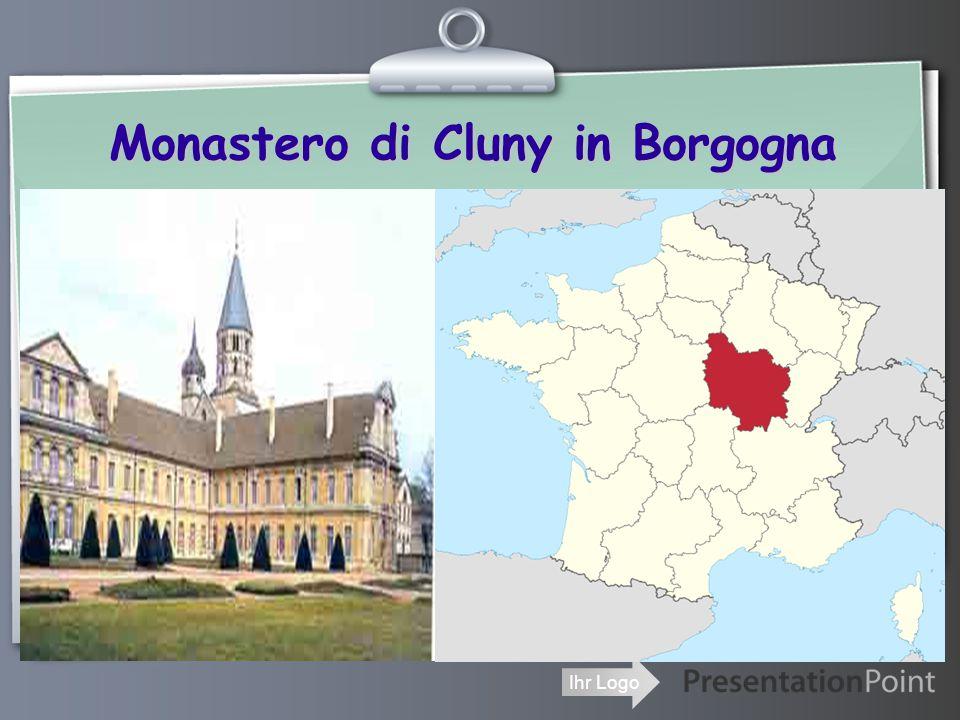 Monastero di Cluny in Borgogna