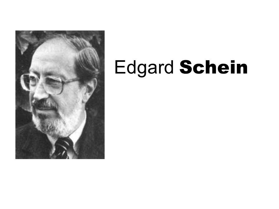 Edgard Schein