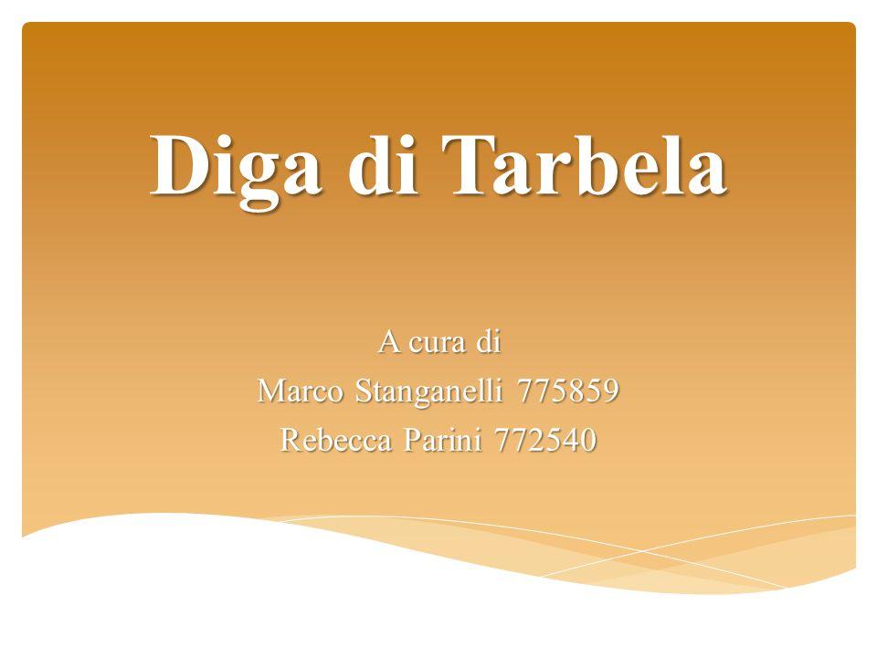 A cura di Marco Stanganelli 775859 Rebecca Parini 772540