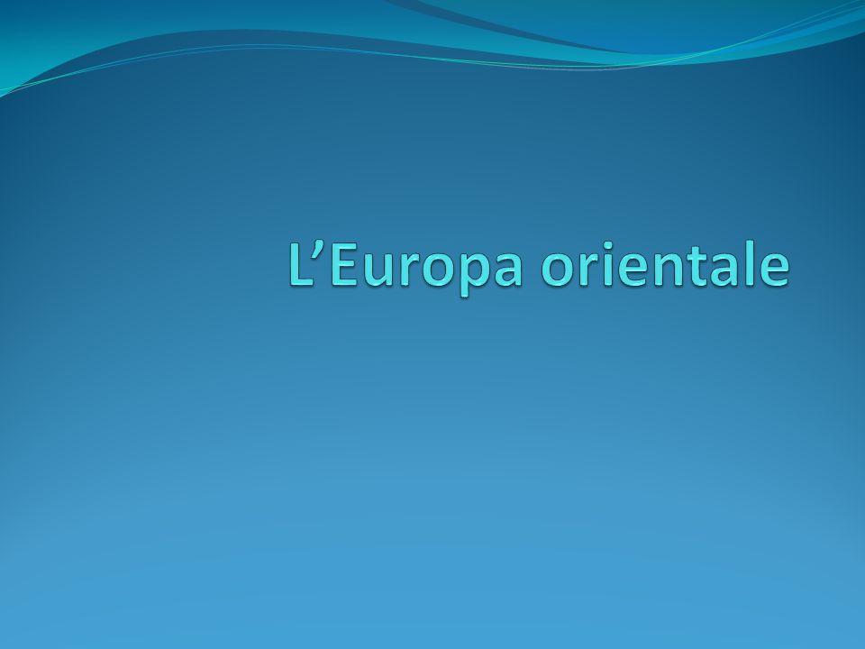 L'Europa orientale