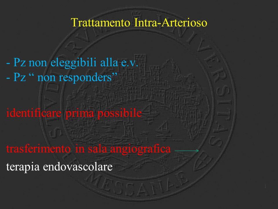 Trattamento Intra-Arterioso